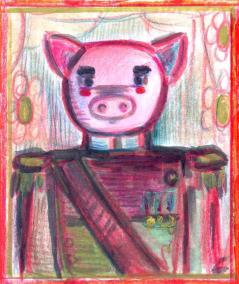 El general cerdo