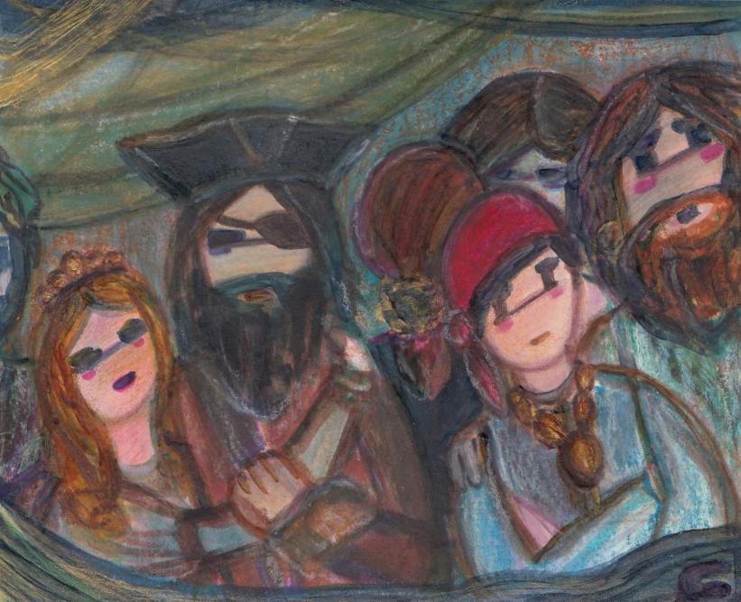 Piratas malos